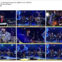 "[Vid] 120423 CNBLUE - Hey You, Talk, IMH & Tattoo @ SBS ""You & I"" [ENG SUBS]"