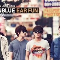 [Scan] CNBLUE ~EAR FUN~ 3RD Mini Album Limited Edition Photobook