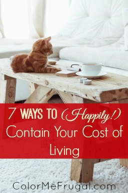 7 Ways to Contain Your Standard of Living