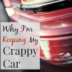 Why I'm Keeping My Crappy Car