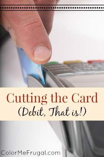 Cutting the Card
