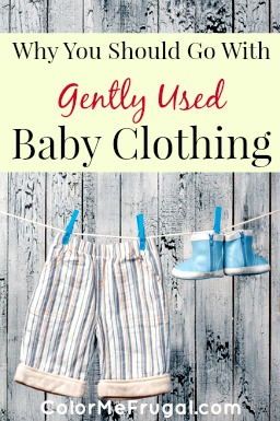 Why You Should Go With Gently Used Baby Clothing