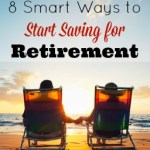 8 Smart Ways to Start Saving for Retirement