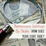 Retirement Savings By State