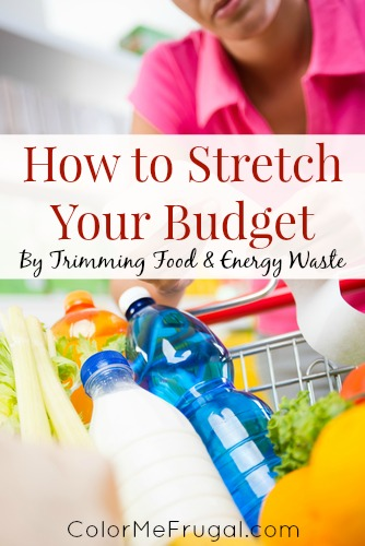 How to Stretch Your Budget by Trimming Food and Energy Costs
