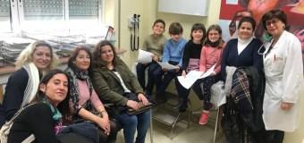 EL CEIP GULIENA RECAUDA FONDOS PARA LA FUNDACIÓN DE LA SOCIEDAD ESPAÑOLA DE HEMATOLOGÍA Y ONCOLOGÍA PEDIÁTRICA (FSEHOP)
