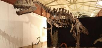 Dinosaurios en Sevilla