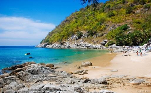 Nui Beach, Phuket : A haven