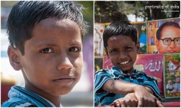 Found him smiling at me in Sarnath, Varanasi