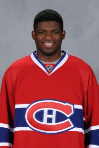 Team Canada defenseman P.K. Subban praises  Winter Olympics housing and security.