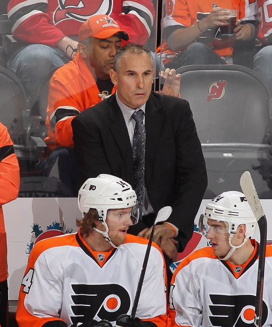 Philadelphia Flyers let Head Coach Craig Berube go after two season behind the bench.