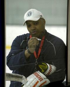Skillz Coach Cyril Bollers.