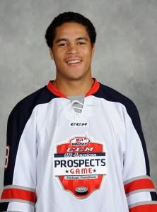 U.S. national junior team tryout, NHL Draft await Portland's Keegan Iverson.