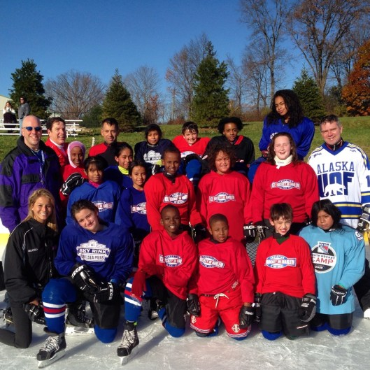Ice Hockey in Harlem vows to play in 2014-15 despite home rink shutdown.