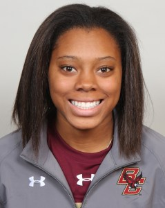 BC defenseman Kalyia Johnson inks one-year deal with NWHL's Connecticut Whale.