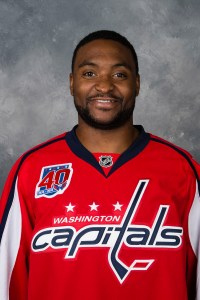 Washington Capitals' Joel Ward getting it done in playoffs - again.