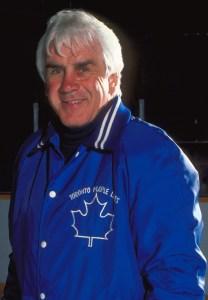 John Brophy (Photo/ Robert Shaver/Hockey Hall of Fame)