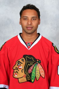 Traded to Pittsburgh by Chicago, Trevor Daley wins the Stanley Cup.