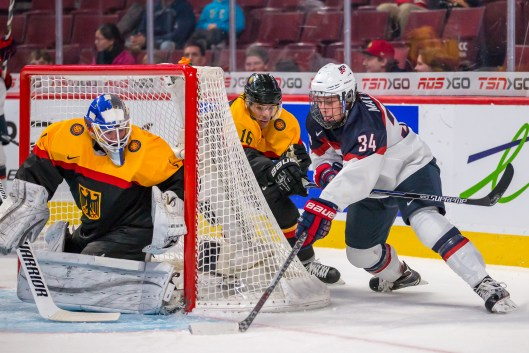 California-born and Arizona-raised, Auston Matthews represented the U.S. twice this season in international tournaments.