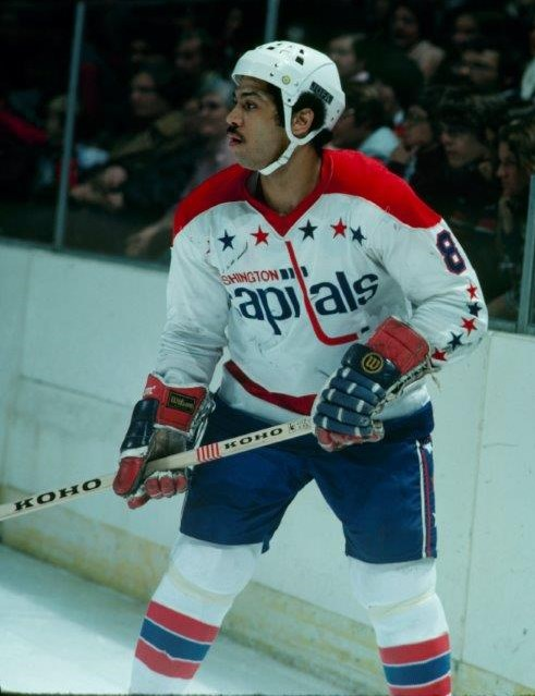 Bill Riley, the NHL's third black player, had his pro career extended when John Brophy got him a contract to play for Nova Scotia in the AHL.