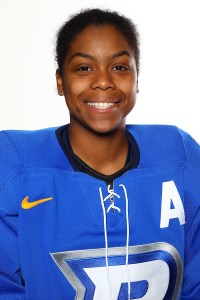 Ryerson University's Kryshanda Green (Photo/Alex D'Addese).