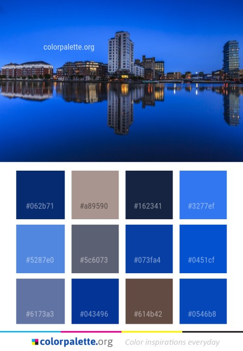 Dark Blue Color Palette Ideas Colorpalette Org