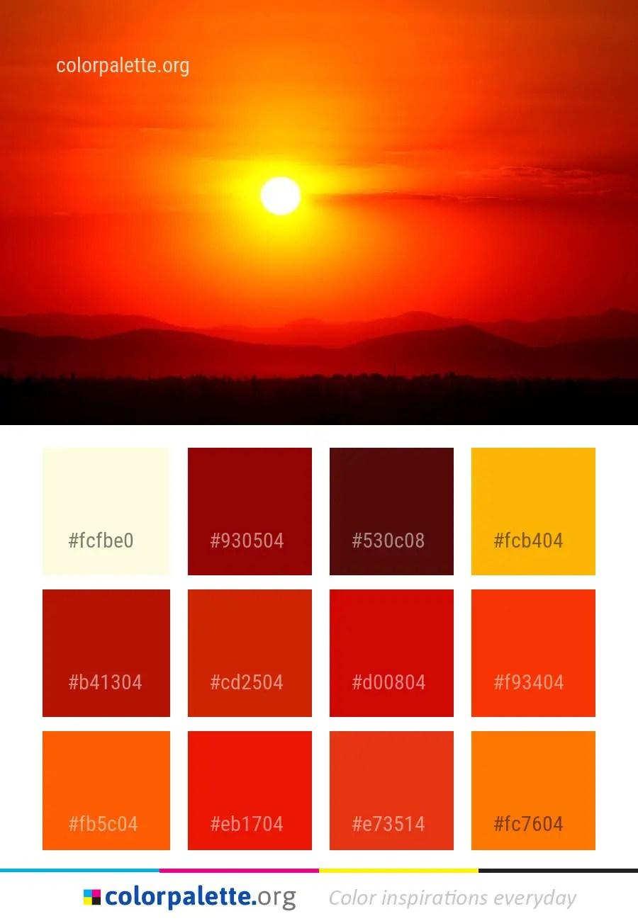 Mahogany Color Palette Ideas Colorpalette Org