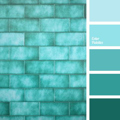 Green Blue Color Palette Ideas