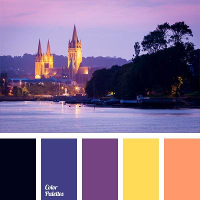 Colors Of Sunset Color Palette Ideas