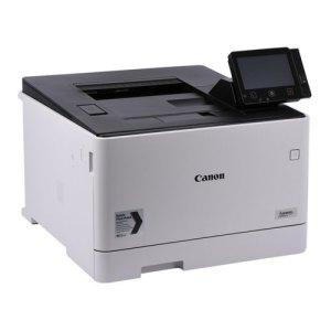 Canon i-Sensys LBP664Cx Заправка картриджа 055 055H