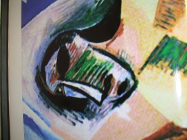 PICASSO BANNER (2005)