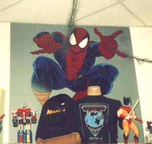 spidermansign