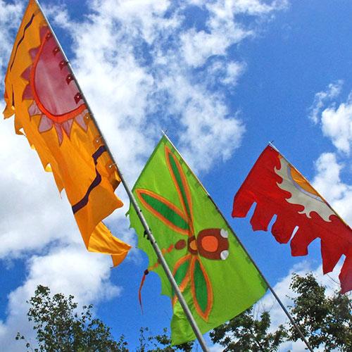 FESTIVAL-FLAGS