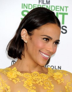 Paula Patton piercings