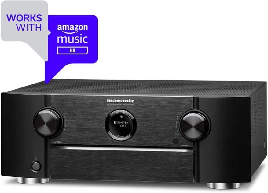 Works with Amazon Music Remote Control Marantz SR6014
