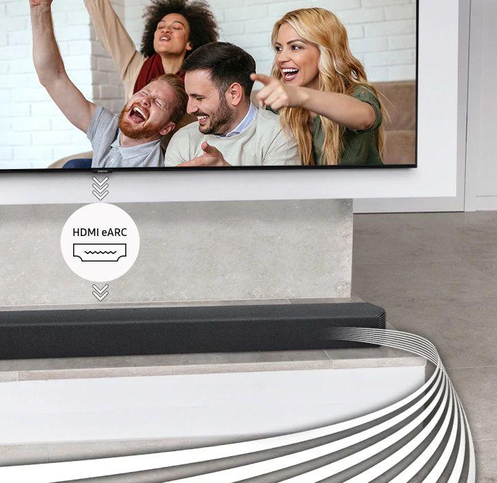 HDMI eARC Samsung HW-Q950T