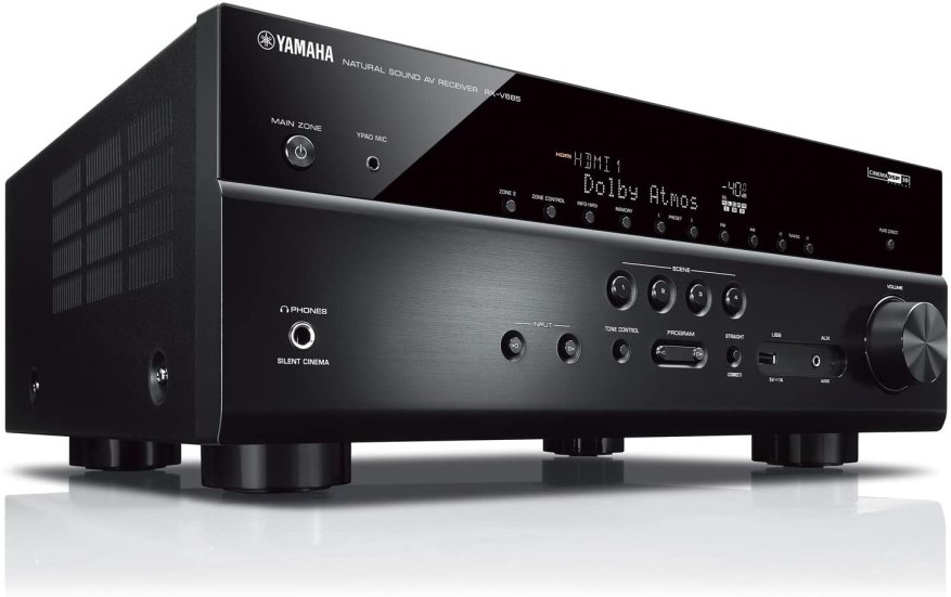 Yamaha RXV685 Review