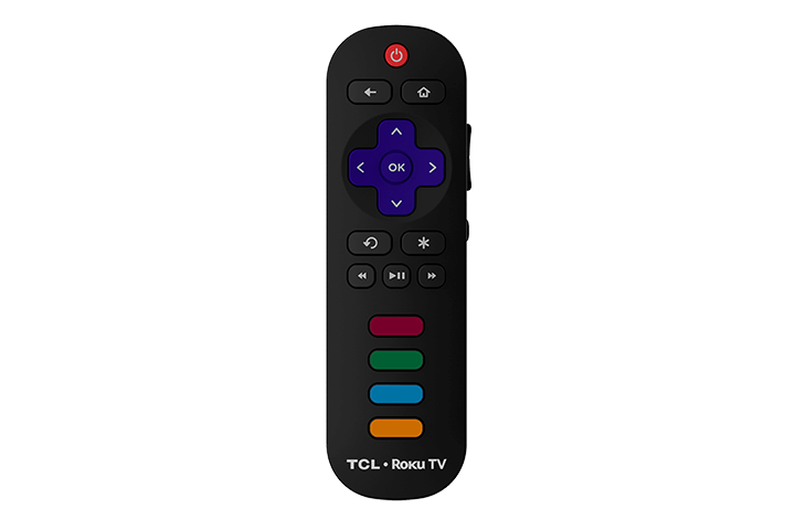 TCL 55S421 RC 282 Remote