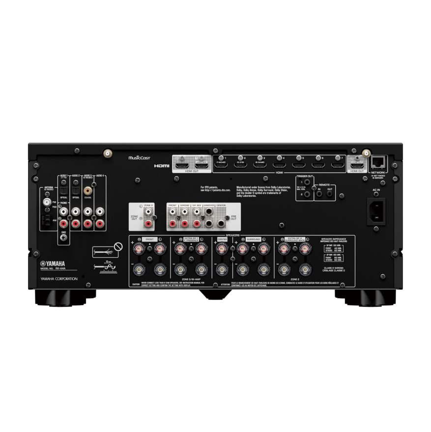 Yamaha RX-A4A Back