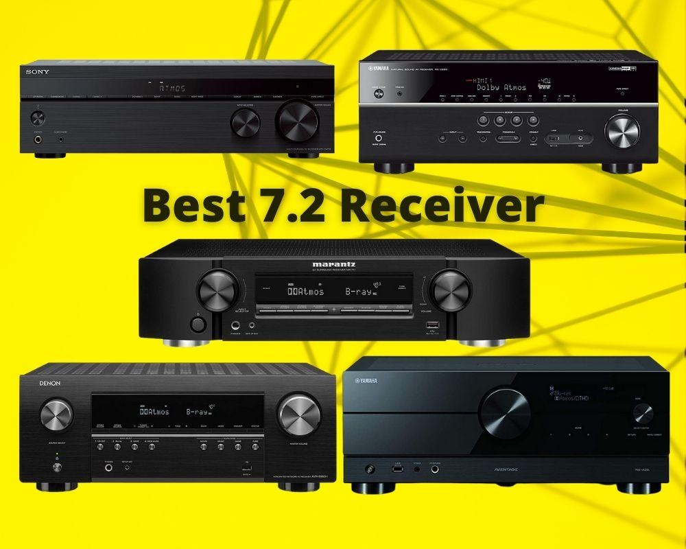 Best 7.2 Receiver