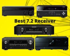 Top 5 7.2 AV Receivers