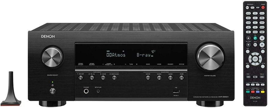 Denon AVR S960H 7.2 Receiver