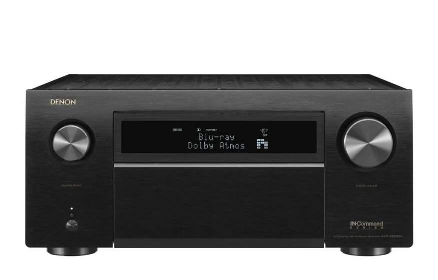 Denon AVR-X8500HA Review