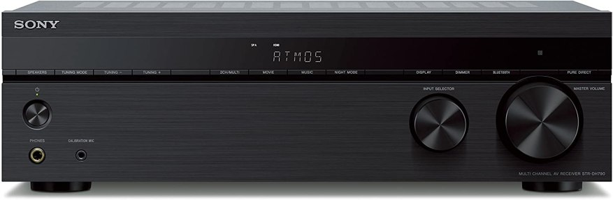 Sony STR DH790 7.2 Receiver