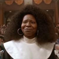 "Racially Sensitive Casting: Whoopi Goldberg (""Sister Act"")"