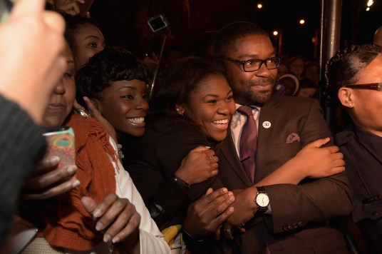 SELMA, AL - JANUARY 18: EDITORIAL USE ONLY David Oyelowo attends on January 18, 2015 in Selma, Alabama. (Photo by Rick Diamond/Getty Images for Paramount Pictures) *** Local Caption *** David Oyelowo