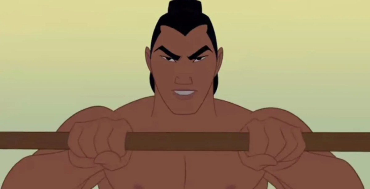 "Queer Coded: Shang (Disney's ""Mulan"")"