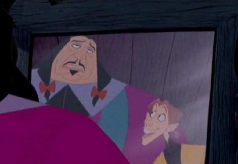 """Queer Coded: Ratcliffe And Wiggins (Disney's """"Pocahontas"""