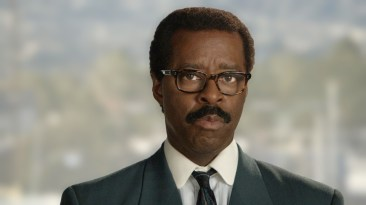 American Crime Story: The People v. O.J. Simpson Ð Pictured: Courtney Vance as Johnnie Cochran. CR: FX, Fox 21 TVS, FXP Premieres on FX, early 2016