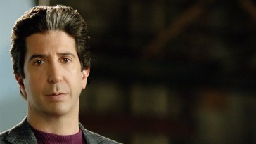American Crime Story: The People v. O.J. Simpson Ð Pictured: David Schwimmer as Robert Kardashian. CR: FX, Fox 21 TVS, FXP Premieres on FX, early 2016